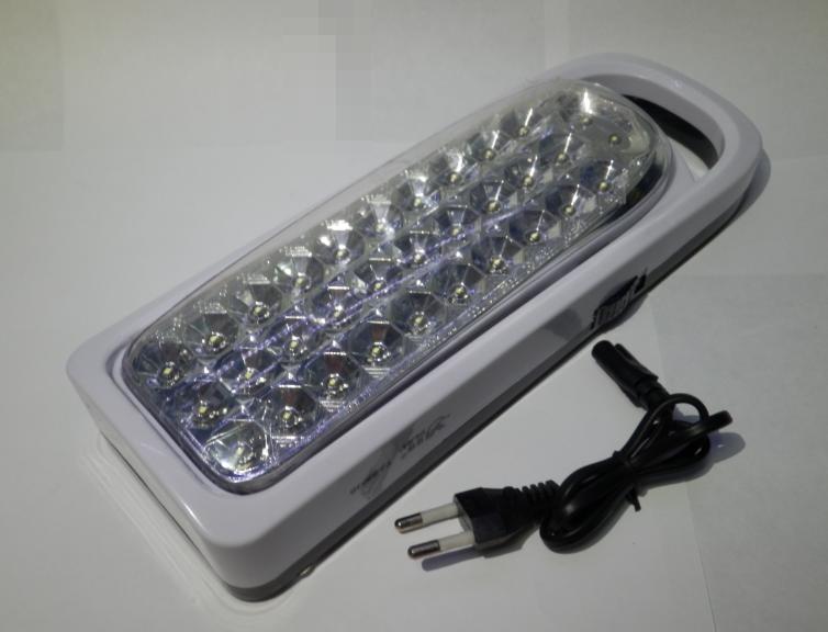 """Светодиодный аккумуляторный фонарик """"Базука"""" Yajia YJ-6803B"""