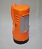 """Світлодіодний акумуляторний ліхтарик """"Фара"""" Yajia YJ-2833, фото 4"""