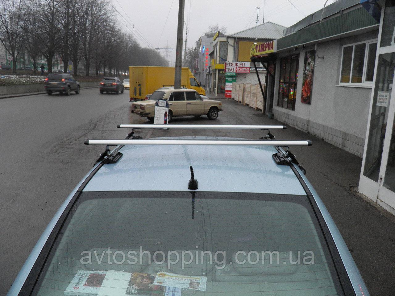 Багажник на крышу CAMEL - AERO для авто с гладкой крышей HYUNDAI ACCENT акцент