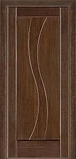 Двери Modern 15, полотно, шпон, венге, ясень Crema, ясень белый эмаль, фото 3