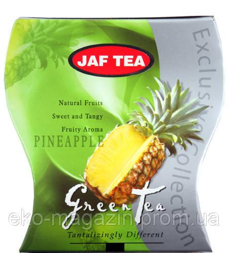 """Чай Jaf """"Зеленый чай с ананасом"""""""