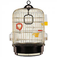 Клетка для птиц Ferplast REGINA Antique Brass (Латунь)