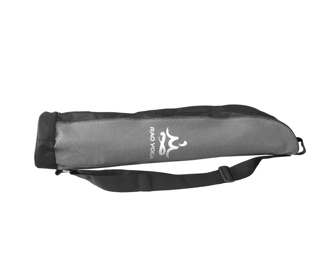 Сумка-чехол для йога-мата RAO Эксперт 65 х 21 см Серый (hub_kRdh50822)