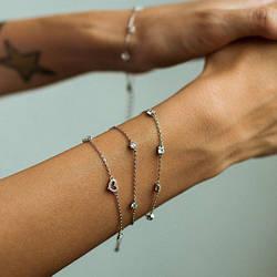 Серебряные браслеты: актуальность во все времена