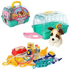 Игровой набор Keenway 21021-2 Любимый ветеринарный центр для собачки