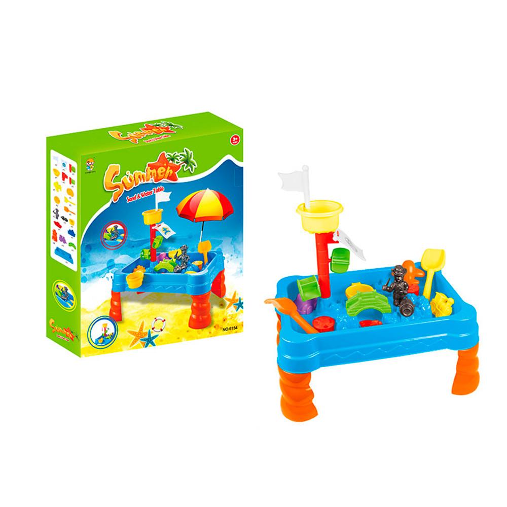 Игровой столик-песочница Bambi 6154