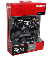 Джойстик Беспроводной Microsoft Wireless Controller Ресивер Microsoft wireless gaming receiver Xbox 360 ПК