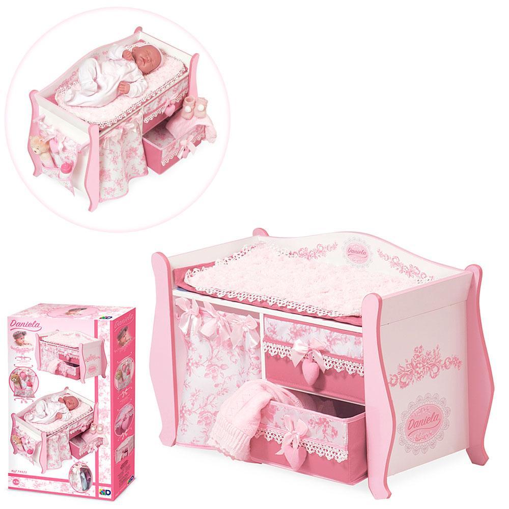 Кукольная кровать DeCuevas 54421 Daniela