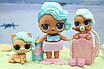 Семья Кукла LOL Surprise Splash Queen - Bling Морская королева Лол Сюрприз, фото 2