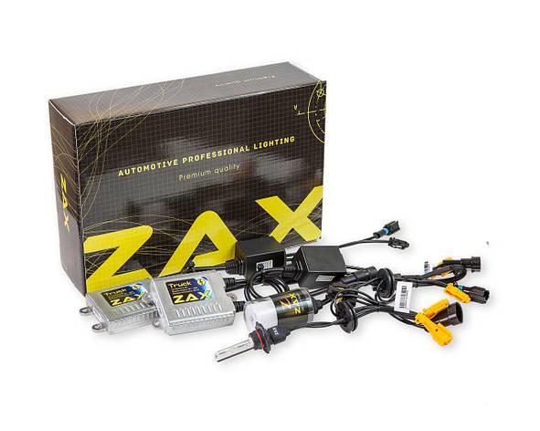 Комплект ксенона ZAX Truck 35W 9-32V HB3 (9005) Ceramic 3000K, фото 2