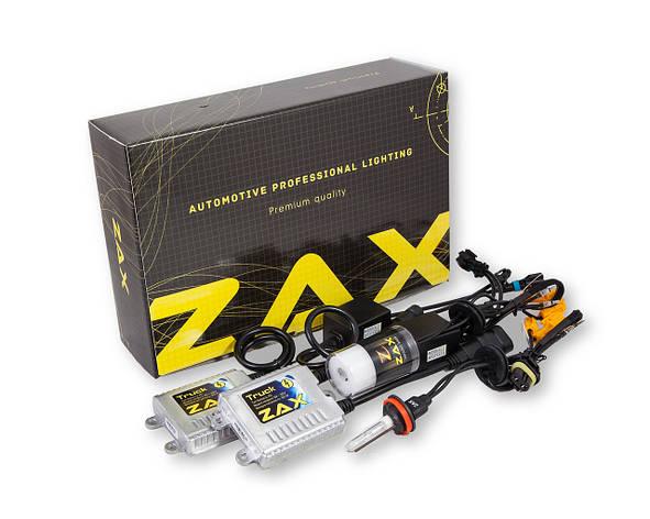 Комплект ксенона ZAX Truck 35W 9-32V H11 Ceramic 6000K, фото 2