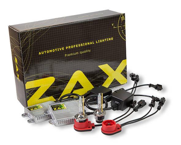 Комплект ксенона ZAX Pragmatic 35W 9-16V D2S +50% Metal 5000K (hub_QWxo61507), фото 2
