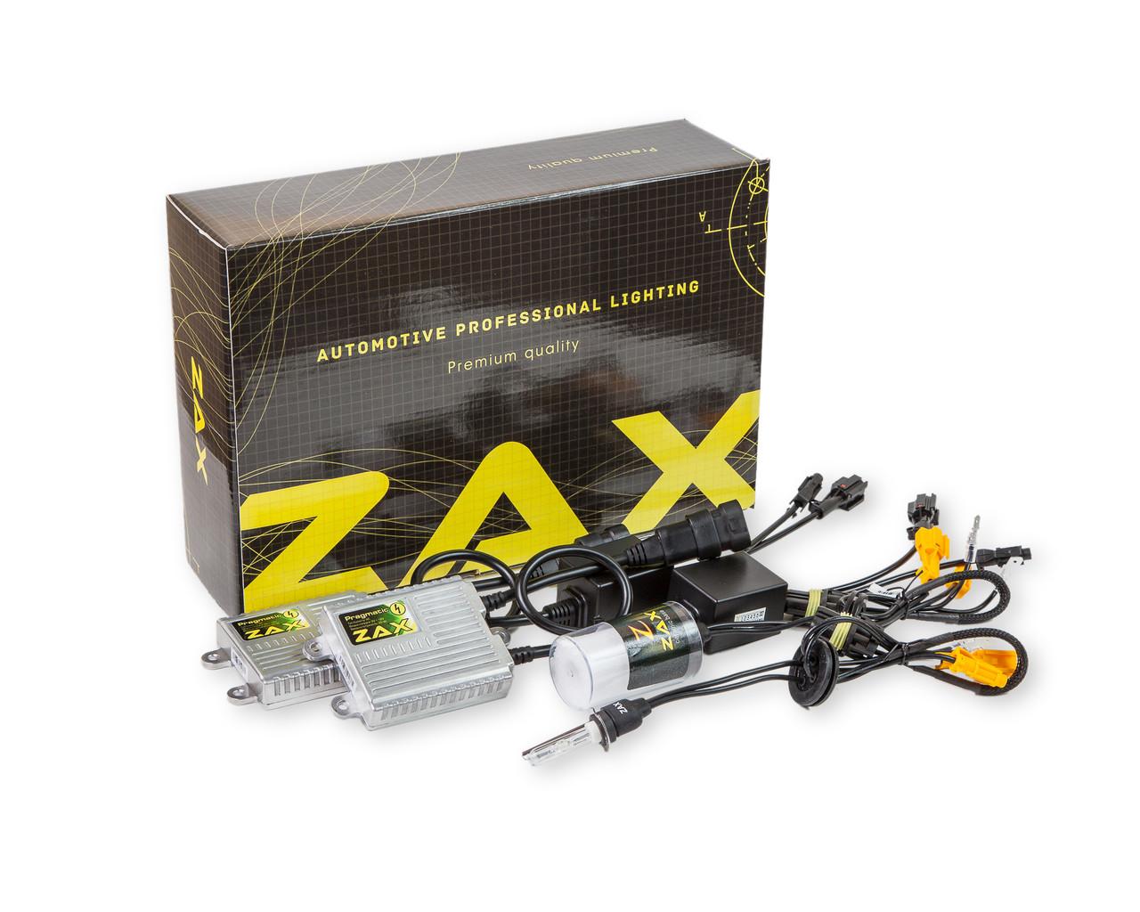 Комплект ксенона ZAX Pragmatic 35W 9-16V H3 Ceramic 6000K
