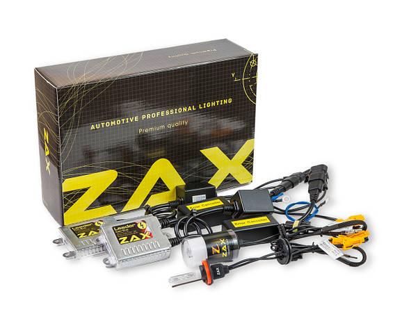 Комплект ксенона ZAX Leader Can-Bus 35W 9-16V H11 Ceramic 6000K, фото 2