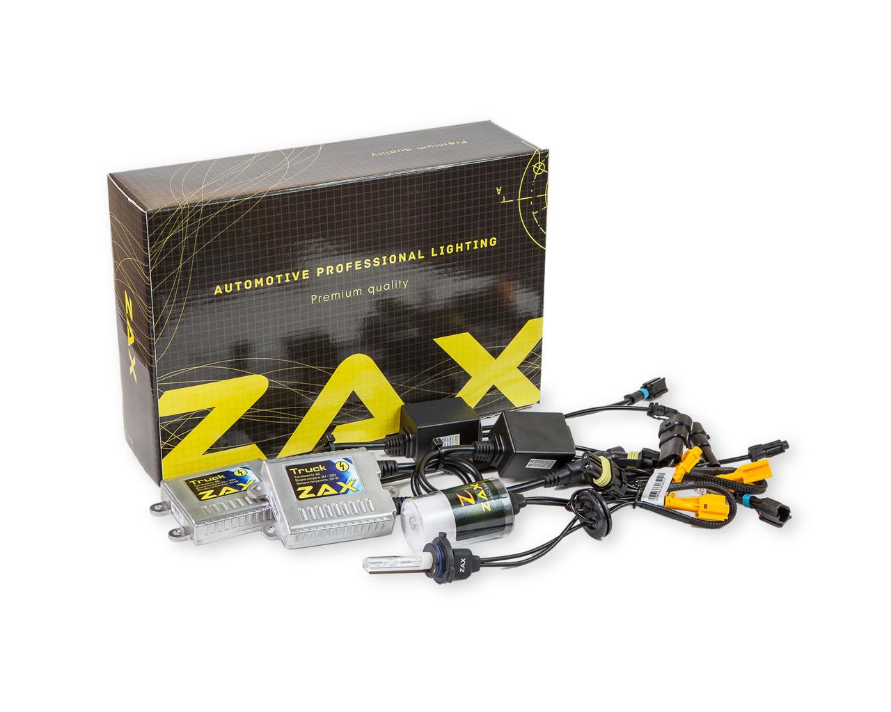 Комплект ксенона ZAX Truck 35W 9-32V HB4 (9006) Ceramic 4300K