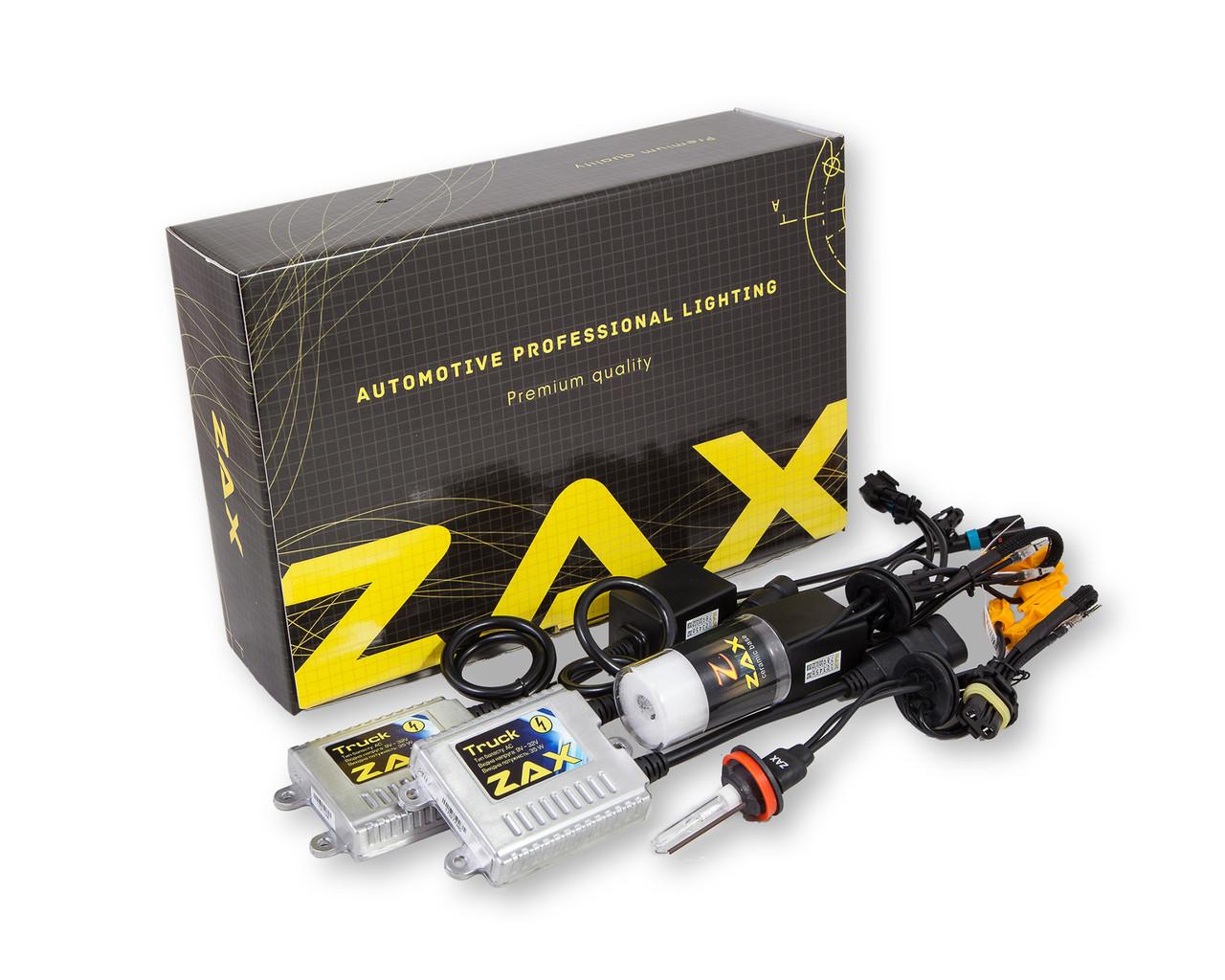 Комплект ксенона ZAX Truck 35W 9-32V H11 Ceramic 3000K