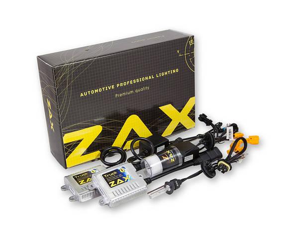 Комплект ксенона ZAX Truck 35W 9-32V H1 Ceramic 3000K, фото 2