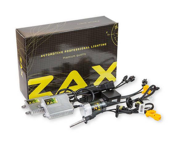 Комплект ксенона ZAX Pragmatic 35W 9-16V H1 Ceramic 3000K, фото 2