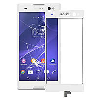 TouchScreen Sony Xperia C3 White