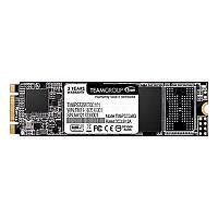 M.2 256 Гб/Gb, Team MS30, SATA3, 3D TLC, 500/400 MB/s (TM8PS7256G0C101)