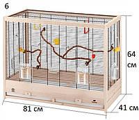 Клетка Ferplast Giulietta 6