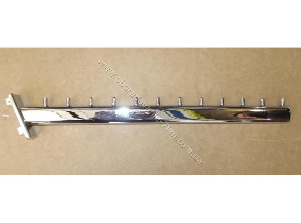 Кронштейн (Флейта) в рейку С-10 45см