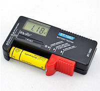 Универсальный тестер заряда батареек и аккумуляторов с LCD BT-168D, фото 1