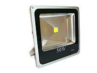 Світлодіодний прожектор 50 Вт Slim LED, фото 1