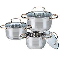 Набор посуды 6пр. Maestro MR 3516-6