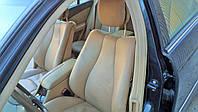 Салон светлый Mercedes W220 S-Class