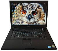 "Ноутбук Dell Latitude E6500 NVIDIA 15"" 4GB RAM 250 GB HDD № 2"