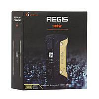 Бокс Мод Geek Vape Aegis 100W + Батарея Цвет Чёрный