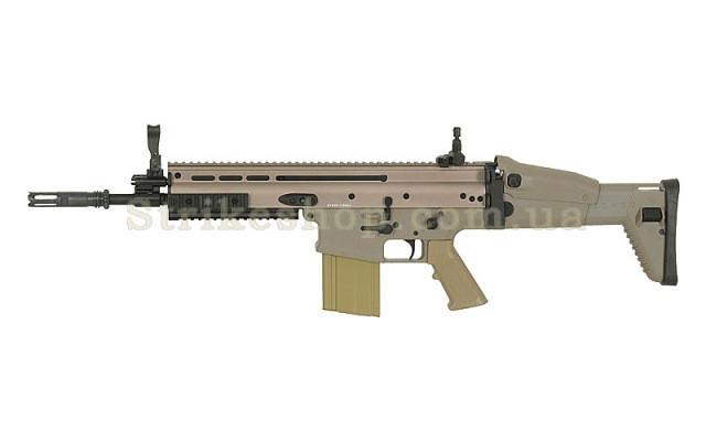 Штурмова гвинтівка SCAR-H, D-Boys TAN (805T)
