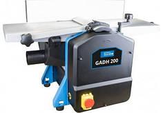 Фуговально-рейсмусовый станок GUDE GADH 200 (1.25 кВт)