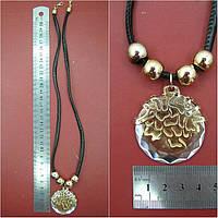 Медальон на шнурке
