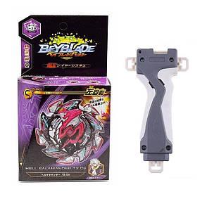 Волчок BeyBlade Hell Salamander B113 Адская Саламандра 4 сезон S3 с пусковым устройством (R0041), фото 2