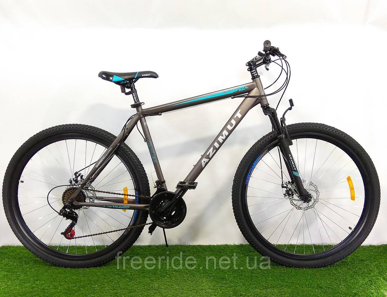 Горный Велосипед Azimut Energy 26 GD (21 рама)