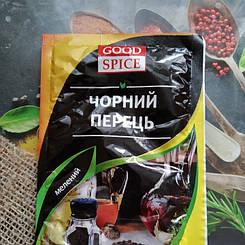 """Перец черный молотый """"Good spice"""" 20 гр"""