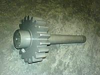 Вал-шестерня ZL40A.30.6-1 / 41A0002 / 403104 на КПП Zl40/50