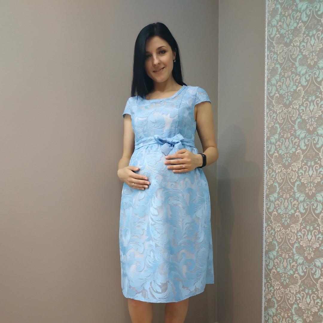 4f7d69510c18bda Платье нарядное - Одежда для беременных Интернет магазин