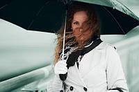 Зонты женские механика.