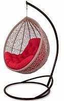 """Кресло Кокон подвесное """"Веста"""" (цвет кофе), фото 1"""