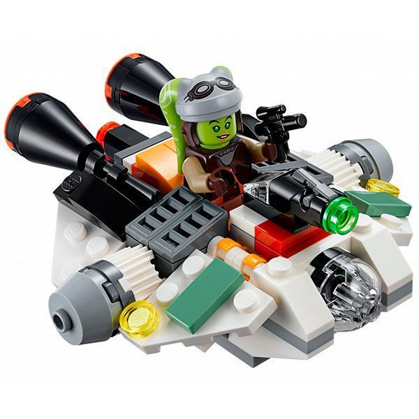 Конструктор Lepin Star Wars, аналог LEGO 113 предметів Корабель Привид