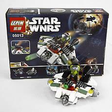 Конструктор Lepin Star Wars, аналог LEGO 113 предметів Корабель Привид, фото 3