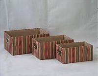 "Декоративная коробка с ручкой Handy Home ""Корал"" FB11-L"