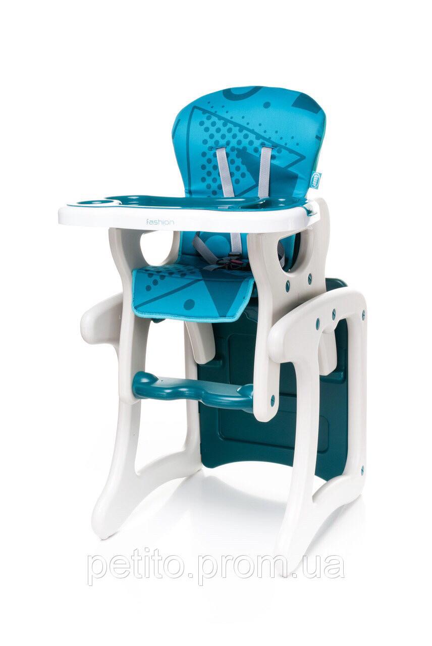 Стульчик для кормления детей от 6 месяцев до 3 лет 4baby fashion
