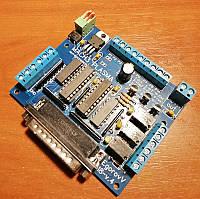 Mach3 Plasma LPT Интерфейсная плата для ЧПУ станков плазменной и газоплазменной резки металла