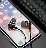 Бездротові bluetooth-навушники IBESI L08 HD Stereo Power Bass магнітні, фото 3
