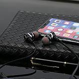 Беспроводные bluetooth наушники IBESI L08 HD Stereo Heavy Bass магнитные, фото 4