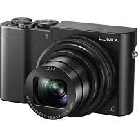 Цифровой фотоаппарат PANASONIC Lumix DMC-TZ100EE Black (DMC-TZ100EEK)